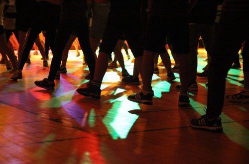 Verlichte dansvloer huren